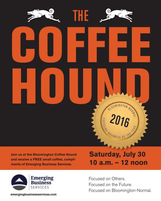 coffee hound event