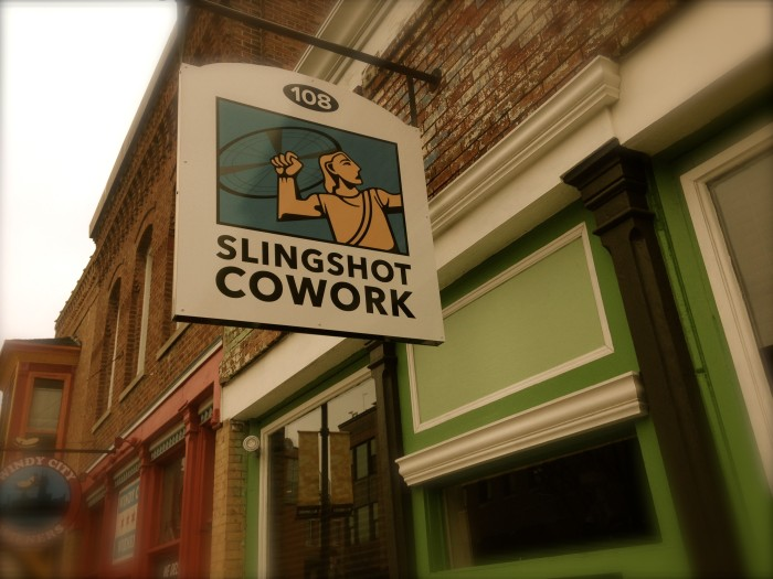 Slingshot CoWork - Bloomington Normal Coworking Spcae